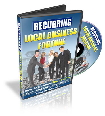 Pay for Recurring Local Business Fortune (PLR)