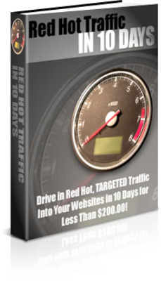 Pay for Red Hot Traffic in 10 Days (PLR)