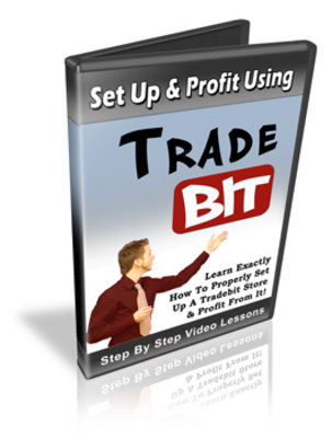 Pay for Setup and Profit Using Tradebit - Video (PLR)