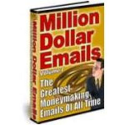 Pay for Million Dollar Emails