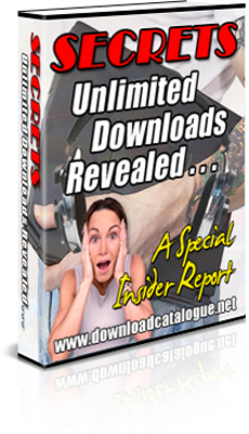 Pay for Secrets - Unlimited Downloads Revealed plr