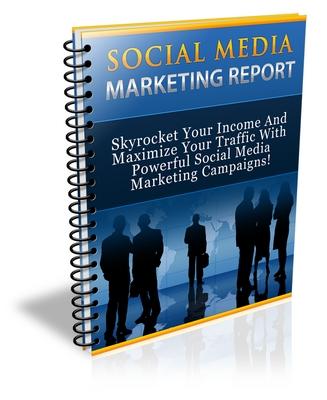 Pay for Social Media Marketing (PLR)