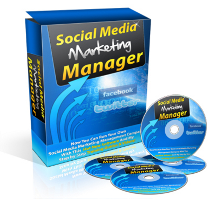 Pay for Social Media Marketing Manager - Software and Video Course