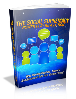 Pay for Social Supremacy Power Play Revolution - Viral eBook