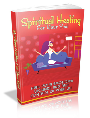 Pay for Spiritual Healing for Your Soul - Viral eBook