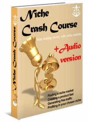Pay for Niche Crash Course - eBook and Audio