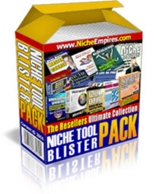 Pay for Niche Tools Blister Pack