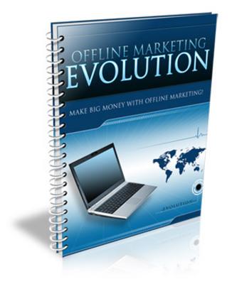 Pay for Offline Marketing Evolution - Viral Report
