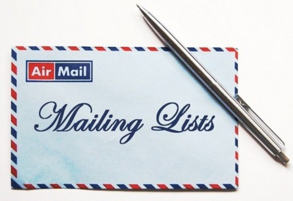 Pay for 100,000 Marketing Leads, Mailing Lists, Email Leads
