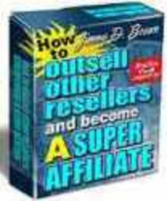 Pay for Outsell Other Affiliates