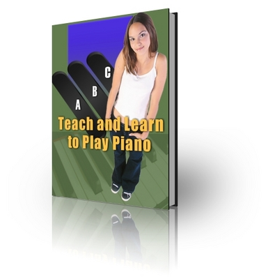 Pay for Teach and Learn to Play Piano (PLR)