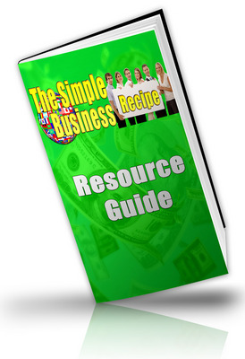 Pay for The Simple Business Recipe - eBook and Videos (PLR)