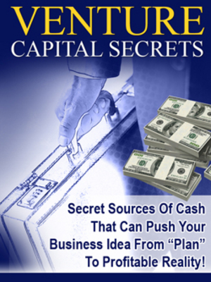 Pay for Venture Capital Secrets - eBook and Audio