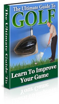 Pay for Ultimate Guide to Golf (PLR)