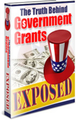 Pay for Truth Behind Government Grants (PLR)
