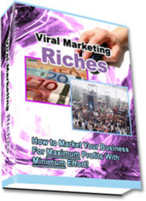 Pay for Viral Marketing Riches (PLR)