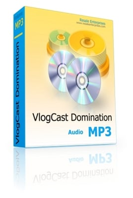 Pay for VlogCast Domination - Audio Series