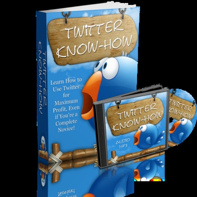 Pay for Twitter Know How - eBook and Audio