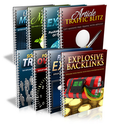 Pay for Traffic Mastery Viral Report Collection (PLR)