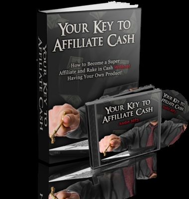 Pay for Your Key to Affiliate Cash - eBook and Audio