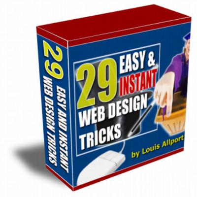 Pay for Web Design Tips & Tricks