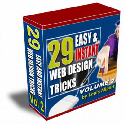 Pay for Web Design Tips & Tricks - Vol 2