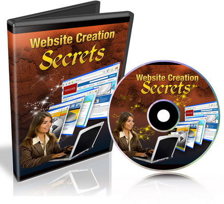 Pay for Website Creation Secrets - Video Series