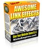 Thumbnail Awesome Link Effects Software Script