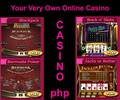 Thumbnail Casino PHP Script