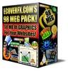 Thumbnail 98 Megabytes Graphics Pack