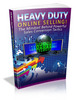 Thumbnail Heavy Duty Online Selling Ebook With Master Resale Rights