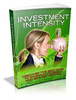 Thumbnail Investment Intensity Ebook With Master Resale Rights