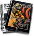 Thumbnail Great Food From The Grill Ebook Package With PLR