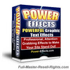 Thumbnail NEW The Power Effects V2 With Full Master Resale Rights