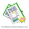 Thumbnail How To Get To The Top! Get The Top Spot On Google With Master Resale Rights
