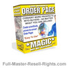 Thumbnail Software - Order Page Magic With Full Master Resale Rights!
