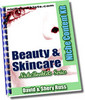 Thumbnail Ebook - Beauty And Skin Care