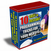 Thumbnail Ebook - 10 Website Programming Tricks