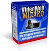 Thumbnail Video Web Wizard Video Software With MRR