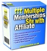 Thumbnail Multi Membership Website Script - Master Resale Rights