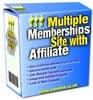 Thumbnail Multi Membership Website Script - Master Resale Rights