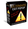 Thumbnail Ultimate Exit Popup php System With Resale Rights