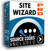 Thumbnail Site Wizard Pro Software With MRR