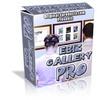 Thumbnail ebiz Gallery Pro Website Script