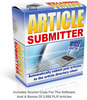 Thumbnail Auto Article Submission Software With Bonus