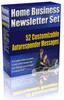 Thumbnail Home Business Newsletter Set
