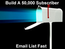 Thumbnail How To Build A 50,000 Subscriber Email List Fast