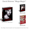 Thumbnail David Blaines - Street Magic Magicians Bundle