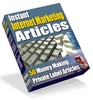 Thumbnail Instant Marketing Articles