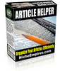 Thumbnail Article Helper - Article Organizer Software With MRR